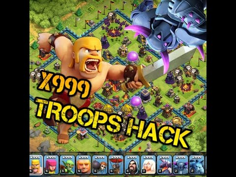 How To Hack Clash Of Clans ** SIMULATE ATTACK** IOS CYDIA