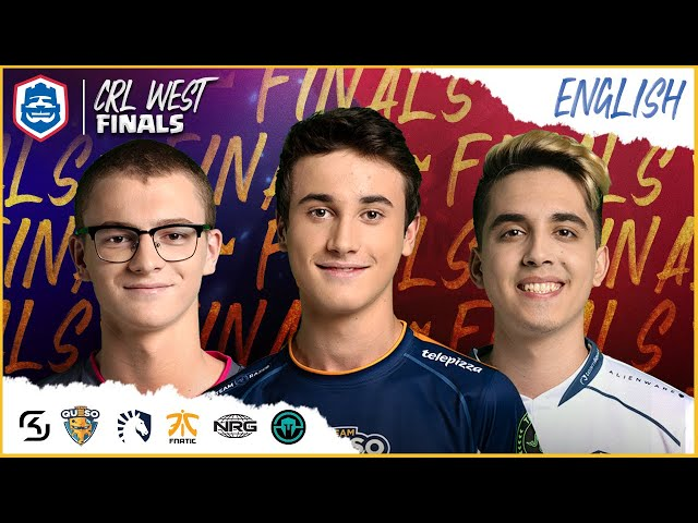 Clash Royale League: CRL West Fall 2019 | Finals! (English)