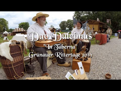 Duo Dulcimus on tour... / Germany