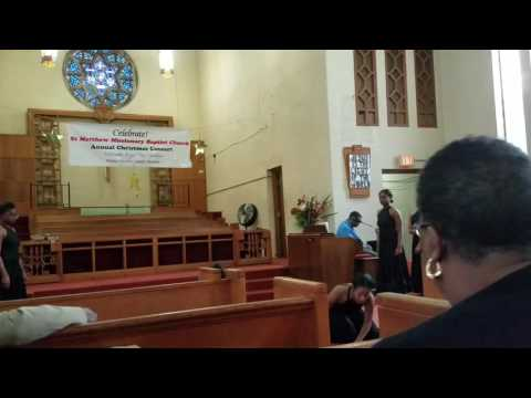 Detroit school of arts at St. Matthew Missionary Baptist Church(1)