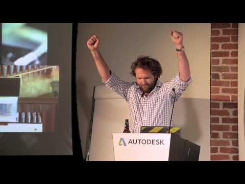 Design Night: Energy Hacking, talk by Saul Griffith