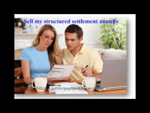 cash for structured settlement payment - sell structured settlement