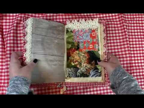 Farm Journals - My Old Barn Door & Oohlala Crafts Design Team