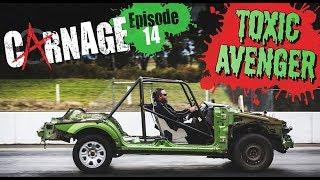Carnage Episode 14 - Toxic Avenger Territory Part-2