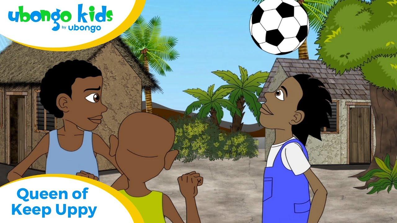 Full Episode #3: Queen of Keep Uppy | Ubongo Kids | Educational Cartoons from Africa