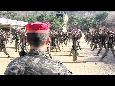 Thumbnail: US Marines Get a Taste of South Korean Style Military Training