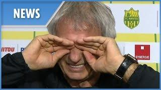 Emiliano Sala's Nantes coach's heartbreaking interview