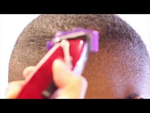 How To: Get The Perfect Fade By: Chuka The Barber