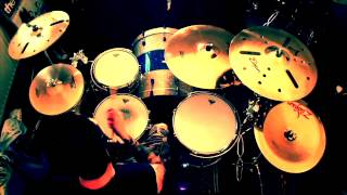 Dj-Am Travis Barker - Fix Your Face (Drum Cover Valgardur Thomas)