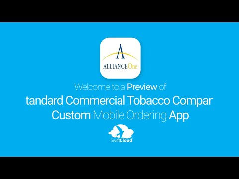 Standard Commercial Tobacco Company (Uk) - Mobile App Preview STA968W
