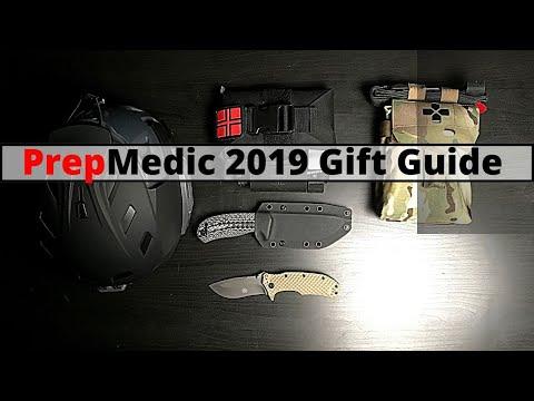 PrepMedic's 2019 Gift Guide