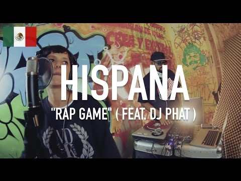 Hispana ( Mamba Negra ) x DJ Phat - Rap Game [ TCE Mic Check ]