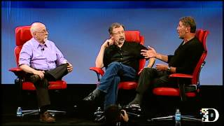 Steve Jobs Remembered by Larry Ellison and Pixar