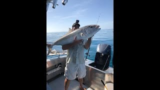 Offshore Florida Keys Fishing - Defeated by a HUGE Amberjack