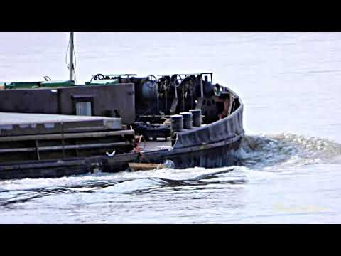 Schweres Binnenschiff GMS