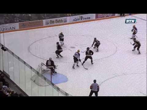 Boston College at Minnesota - Hockey Highlights