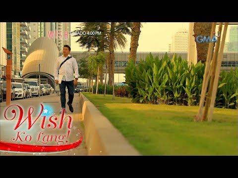 Wish Ko Lang: OFW na 10 taon nang hindi nakakauwi, sosorpresahin ang anak