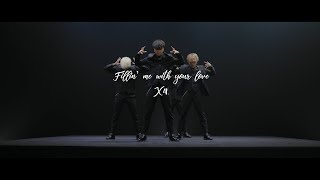 X4「Fillin' me with your love」ミュージックビデオ X4 OFFICIAL WEBSI...