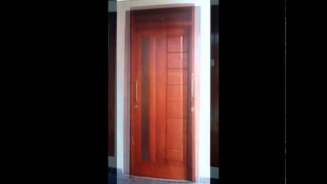 ERFIN kusen pintu jendela kayu harga murah minimalis