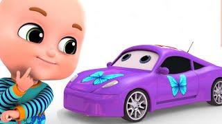 Surprise Eggs | Car Toys  for Kids - Part 01 | Surprise Egg Videos from Jugnu Kids
