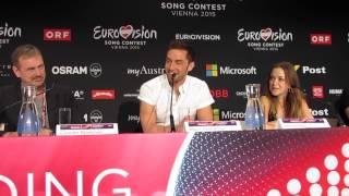 Победитель Евровидения 2015 исполняет армянскую песню