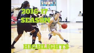 BASKETBOL | Ada Yalcin * 16-17 Season Highlights | NCAA