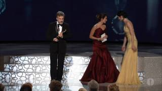 Christoph Waltz Wins Supporting Actor: 2010 Oscars thumbnail