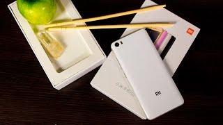 Обзор Xiaomi MI5: белый красавчик. + Конкурс!