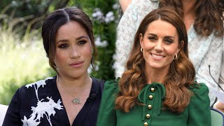 Meghan Markle Reveals Kate Middleton Made Her CRY Ahead of Wedding