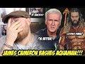 James Cameron Bashes Aquaman & James Wan!!!