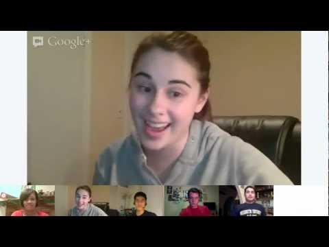 Washington University talks about student life -- Hangout On Air