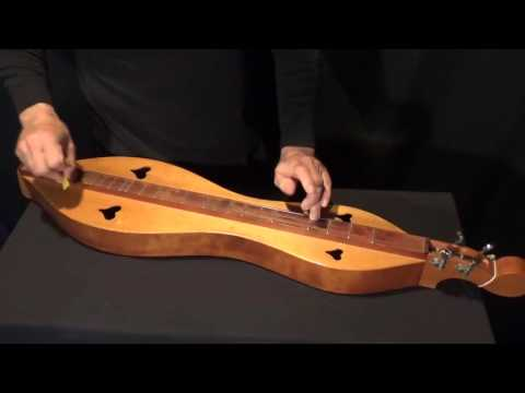 """SHAKING OF THE SHEETS"" on Dulcimer"