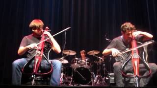 2CELLOS- Kagemusha