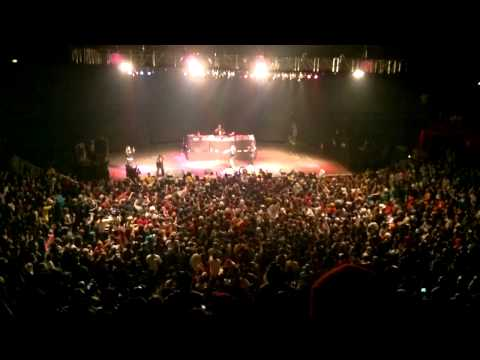 Das EFX - Straight From The Sewer - Baknaffek (Chile 15/05/2011)