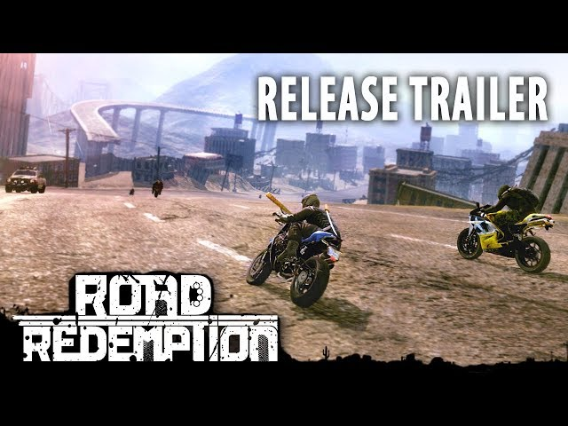 Road Redemption 2017 Release Trailer (OFFICIAL)