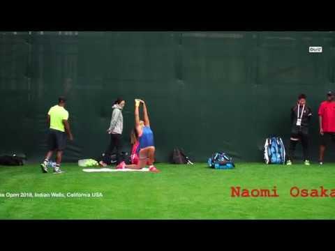 Naomi Osaka- BNP Paribas Open 2018
