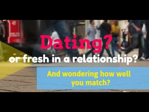 dating compatibility test questions