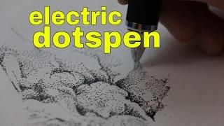 ✍️ Automatic Stipple Pen ~VS~ Skeptic 🤔