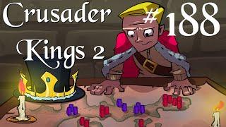 Crusader Kings 2 | Charlemagne | Roma Surrectum (Rome Rises) Part 188