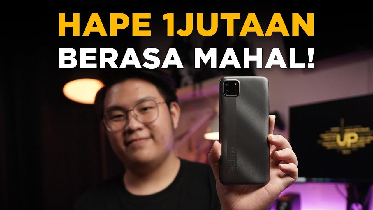 Hape 1,5JT Berasa Mahal! - Review realme C11