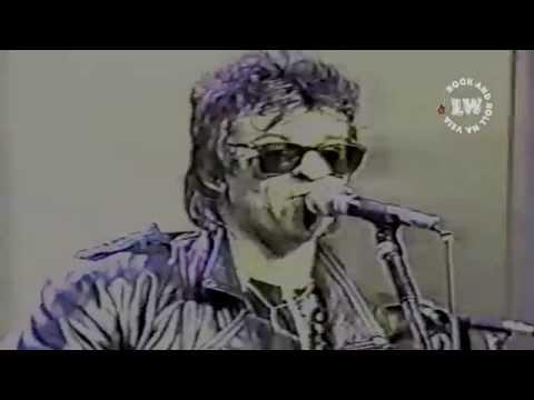 Marcelo Nova - Qual é A Sua Meu Rei? (Osmar Santos Show - TV Manchete 1988)