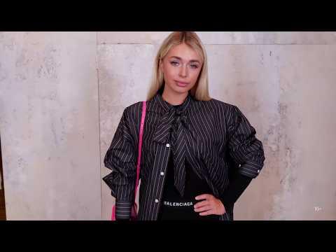 Новая коллекция Balenciaga // Женский Casual образ // Фирменный бутик в Лакшери Store // Тренды 2020