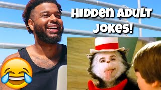Dirty Adult Jokes in Kids & Family Movies 2 | Reaction