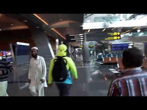 Arrival Of Hamad International Airport Doha Qatar
