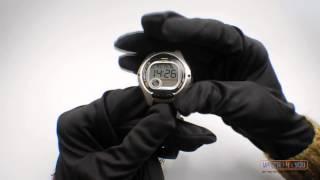 Налаштування годинника Casio LW-200