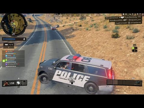 Car Chase - Operation Grand Heist - Call Of Duty: Black Ops 4