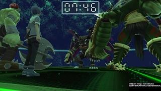 「Digimon World: Next Order」Dimension G - Belphemon RM Fight!
