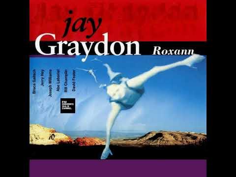Jay Graydon - Roxann (LYRICS)