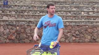 Special week with Leon Smith - tennis at La Manga Club