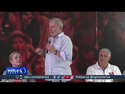 Brazil's Workers' Party still backs Lula for president